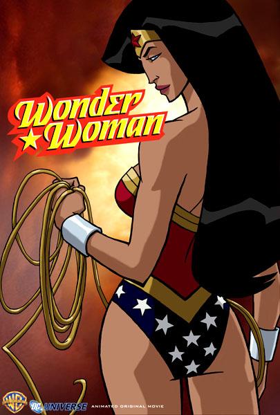 Tus comic's Wonderwoman